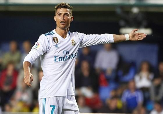 Ronaldo muốn gặp Man.United tại trận chung kết hơn là Liverpool. Ảnh: Getty Images
