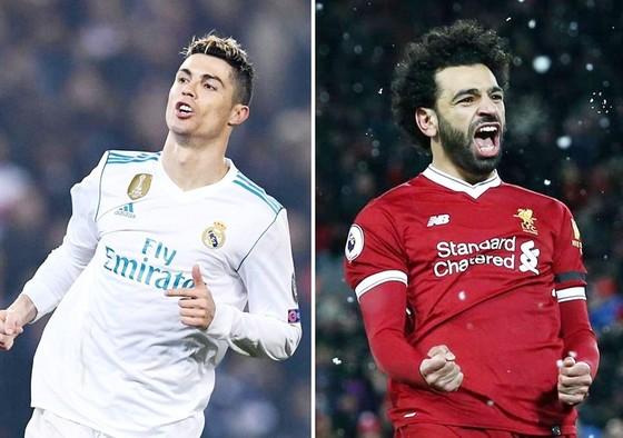 Ronaldo muốn thể hiện ai mới là vua với Salah.