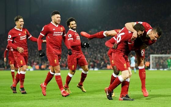 Hàng công Liverpool chơi tốt hơn. Ảnh: Getty Images