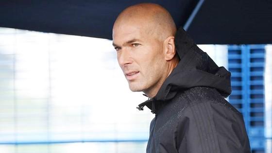 Zidane vẫn đang trong quá trình nghỉ ngơi. Ảnh AS.