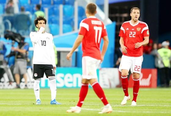 """Nga - Ai Cập 3-1: Có Salah, Ai Cập vẫn """"khoanh tay chịu trói"""" ảnh 1"""