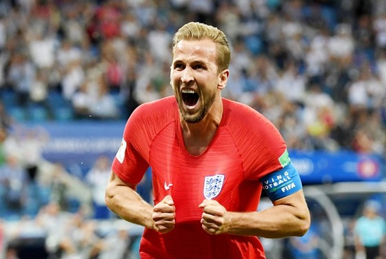 Kane đặt mục tiêu cạnh tranh với Ronaldo.  Ảnh Getty Images