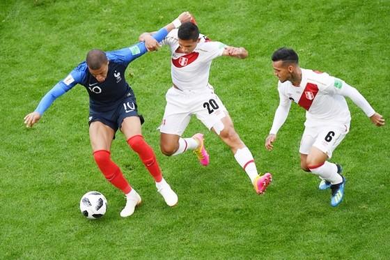 Mbappe ghi bàn duy nhất đưa Pháp đến chiến thắng. Ảnh FIFA.