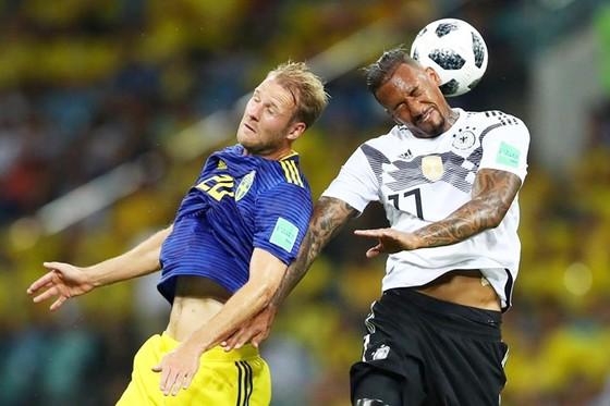 Đức - Thụy Điển 2-1: Kroos vào vai người hùng, Đức thắng nghẹt thở ảnh 1