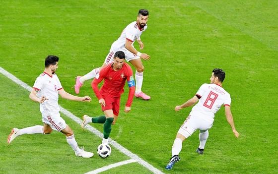 Ronaldo có thực sự chơi tệ trước Iran? ảnh 1