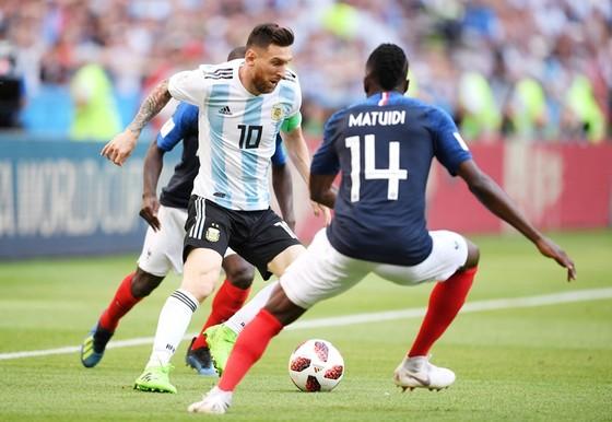 Pháp - Argentina 4-3: Messi chết lặng, Mbappe chói sáng đưa Pháp vào tứ kết ảnh 1