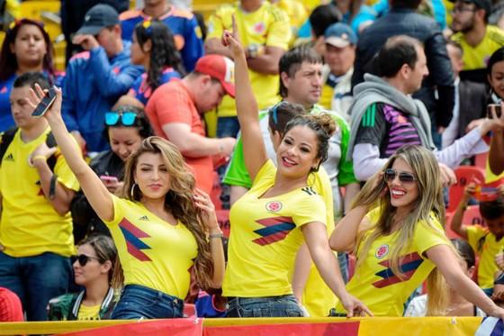 Bại trận trước Anh, Colombia vẫn được chào đón như những người hùng  ảnh 1