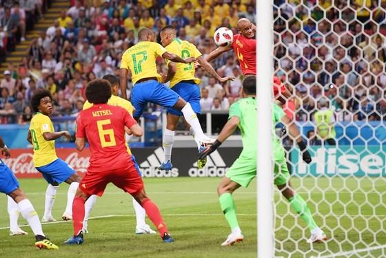 Brazil - Bỉ 1-2: Neymar chết lặng, De Bruyne đưa Bỉ vào bán kết ảnh 1