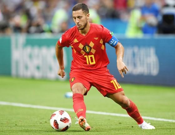 """Hazard trổ tài dự đoán như """"thần"""" tại World Cup lần này.  Ảnh: Getty Images"""