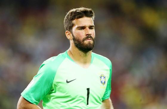 Alisson đã có kỳ World Cup khá tốt, tiếc rằng vẫn không đủ giúp Brazil thành công. Ảnh: Getty Images