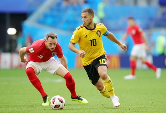 Tranh hạng 3, Bỉ - Anh 2-0: Quỷ đỏ làm nên lịch sử ảnh 1