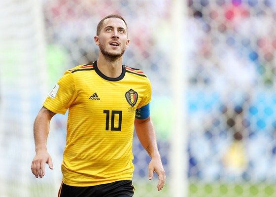 Báo Bỉ cho rằng Hazard rất gần với Real. Ảnh: Getty Images