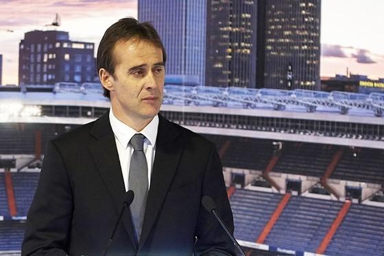 HLV Lopetegui tuyên bố sẽ làm mọi cách để Bale có thể thay thế Ronaldo xứng đáng. Ảnh: Getty Images