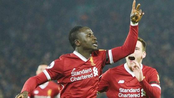 Sadio Mane mừng bàn thắng ở trận giao hữu mới đây của Liverpool. Ảnh: Getty Images