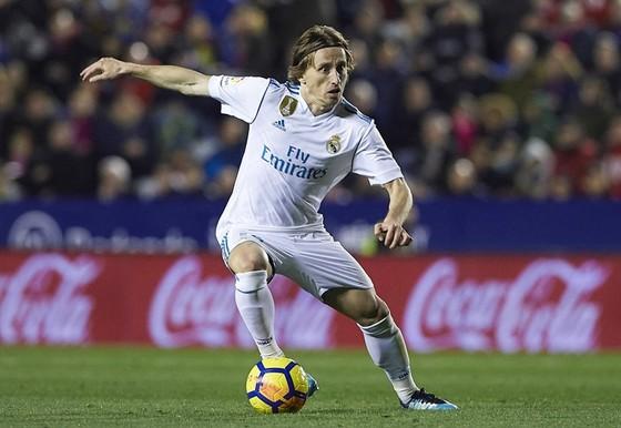 Modric đang là khao khát của Inter. Ảnh: Getty Images