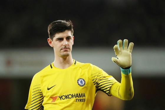 Thibaut Courtois đang trên đường rời Chelsea? Ảnh: Getty Images