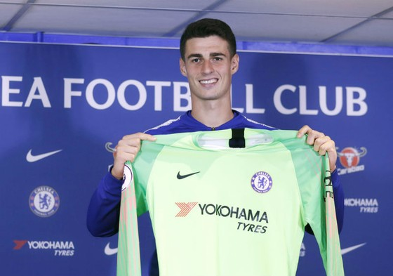 Kepa Arrizabalaga. Ảnh: Getty Images