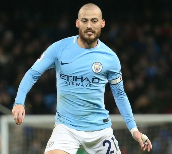 David Silva sẽ tập trung tốt nhất cho Man.City. Ảnh: Getty Images