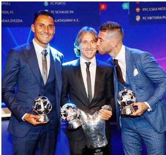 Người Real Madrid nói gì khi thâu tóm nhiều danh hiệu UEFA? ảnh 1