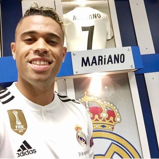 """Chiếc áo số 7 liệu có quá """"nặng"""" với Mariano? ảnh 1"""