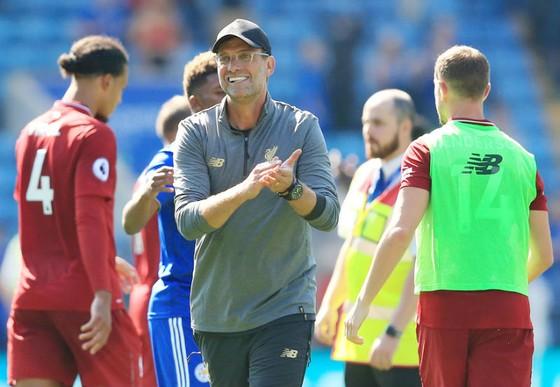 HLV Jurgen Klopp rất tự tin về chất lượng của Liverpool. Ảnh: Getty Images