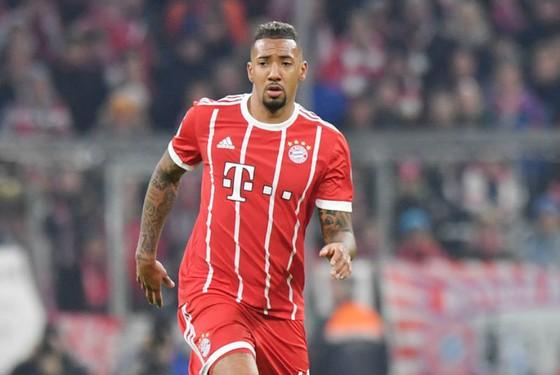 Jerome Boateng không xem Man.United ngang tầm với Bayern. Ảnh: Getty Images