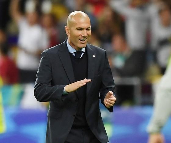 Nếu Zidane dẫn dắt Man.United. Ảnh Getty Images.