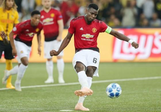 Sau màn tỏa sáng, Pogba tiết lộ điều lạc quan ở Man.United ảnh 1