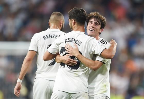 """Real Madrid - Espanyol 1-0: Thắng nghẹt thở nhờ """"thần tài"""" Asensio  ảnh 1"""