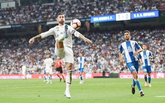 Có một Ramos không hẳn là trung vệ ảnh 1