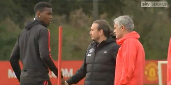 Mourinho tiếp tục màn răn đe ảnh 1