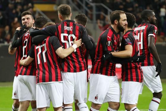 AC Milan đã ghi chiến thắng lớn để tiến sát vòng knock-out. Ảnh: sempremilan.com