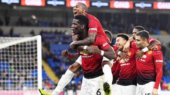 Man.United đã có khởi đầu mới đầy ấn tượng. Ảnh: Getty Images