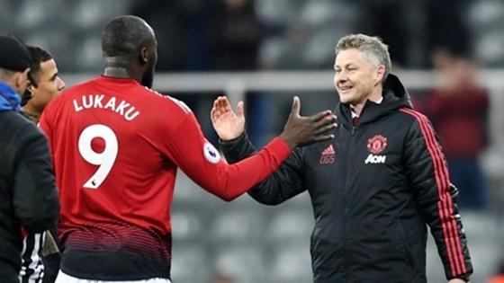 HLV Ole Gunnar Solskjaer đang thành công cùng Man.United. Ảnh: Getty Images