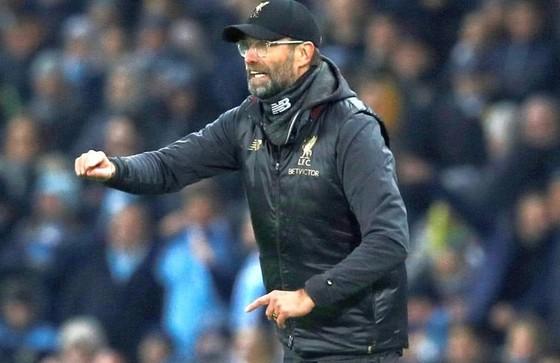 HLV Jurgen Klopp và Liverpool tiếp tục có một tháng Giêng khó khăn. Ảnh: Getty Images