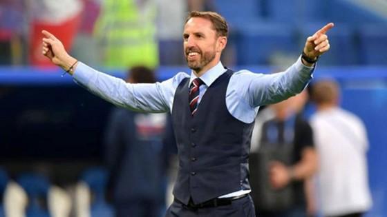HLV Gareth Southgate nằm trong tầm ngắm của Man.United. Ảnh: Getty Images