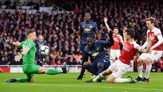 Một trong những lần bỏ lỡ cơ hội đáng tiếc của Man.United. Ảnh: Getty Images