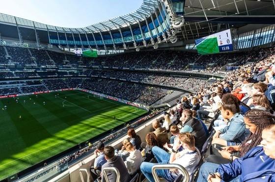 Pochettino kích động trong ngày Tottenham khai trương sân mới ảnh 3