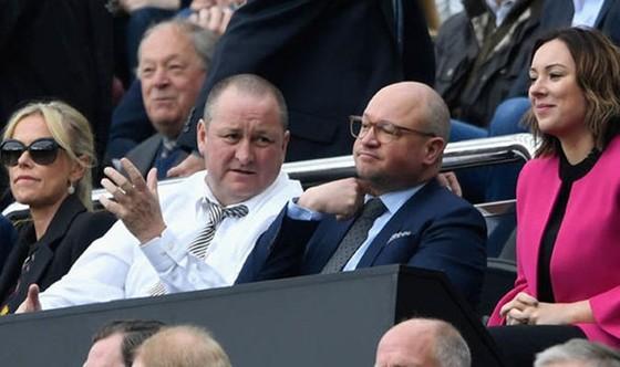 Newcastle thuộc về gia tộc ông chủ Man.City ảnh 1