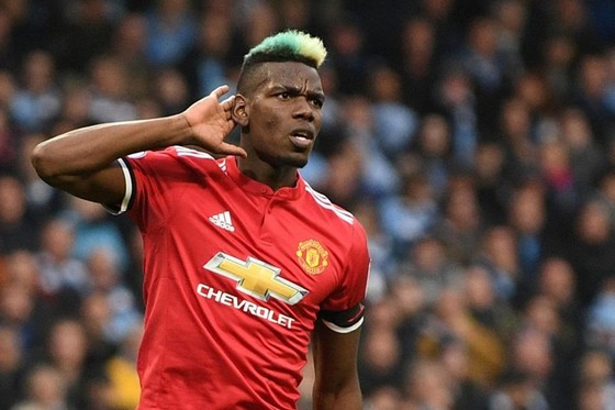 Paul Pogba thừa nhận đang lắng nghe những đề nghị. Ảnh: Getty Images