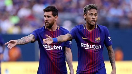 """Barca """"hy sinh"""" Griezmann để tập trung đón Neymar trở lại? ảnh 1"""