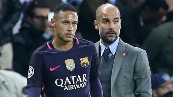 Man.City phá kỷ lục với Rodri, HLV Guardiola hào hứng ủng hộ... Barca mua Neymar và Griezmann ảnh 1
