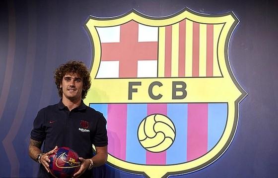 """Griezmann chính thức ra mắt ở Barca: """"Messi luôn là số 1!"""" ảnh 2"""