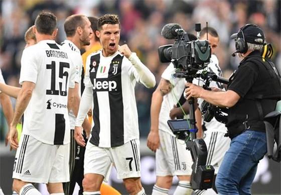 Đã đến lúc chờ xem ai có thể lật đổ Juve của Cristiano Ronaldo? Ảnh: Getty Images