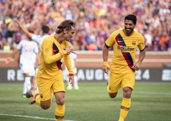 Messi vắng mặt trận khai mạc của Barca ảnh 1