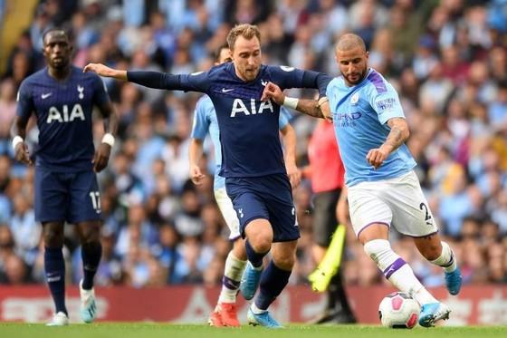 Bale và James sẽ ở lại, Real chốt giá Eriksen ảnh 1