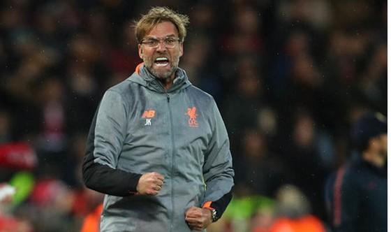 Jurgen Klopp là nhà cầm quân giàu cảm xúc nhất của bóng đá thế giới. Ảnh: Getty Images