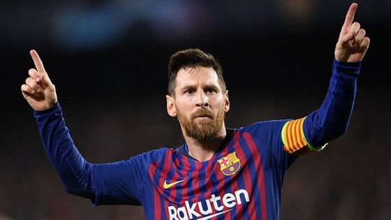 Barca tin Lionel Messi sẽ không kích hoạt điều khoản tự do ra đi. Ảnh: Getty Images