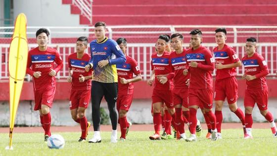 U22 Việt Nam sẽ tham dự vòng loại giải U23 châu Á 2018 vào cuối tháng 7 tới.                   Ảnh: Nhật Anh