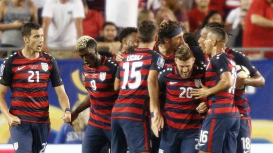 Mỹ dùng sức mạnh đội hình để hy vọng đánh bại El Salvador.